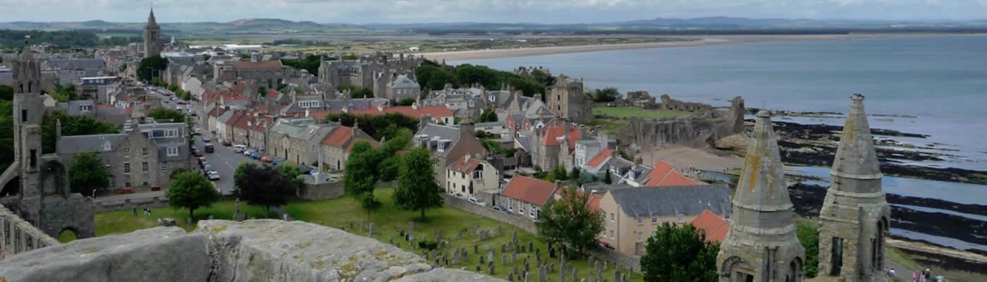 ST ANDREWS & FIFE FISHING VILLAGES DAY TOUR