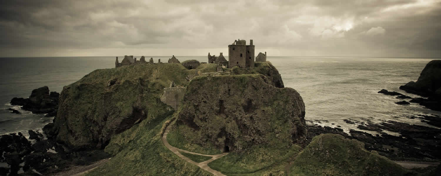 The Castles of Aberdeen & Moray